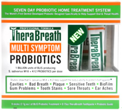 Therabreath Probiotic Kit
